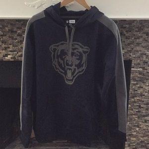 NFL Chicago Bears dry fit hoodie